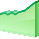 line,chart,graph icon