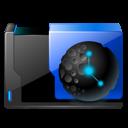 url, history icon