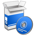 software, disc, setup, cd, install icon