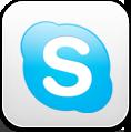 Minimal, Skype icon