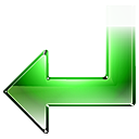 ok, arrow, previous, yes, back, green, left, next, right, key, forward, prev, backward, correct, enter, password, return icon