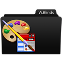 Blinds, w icon