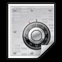 Mimetypes encrypted icon