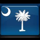 south, carolina, flag icon