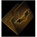 texture, folder, bat icon