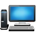 pc, desktop, computer icon