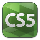 cs5, premium, adobe, web icon