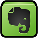 notes, evernote, sync, reminder, write icon