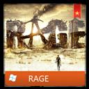 Game, Rage icon