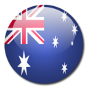 australia,flag,country icon
