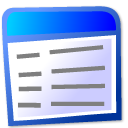 text, view, document, file icon