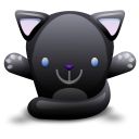 Cat Black icon