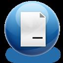 file remove icon