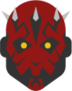 maul, darth icon