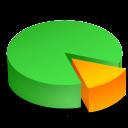 stats, statistics icon