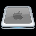 version, apple icon