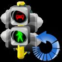 Lights, Reload, Traffic icon