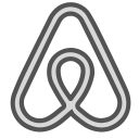 knot, shape, brand, triangle icon