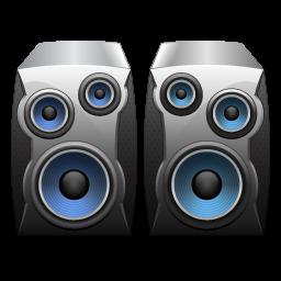 system, sound icon