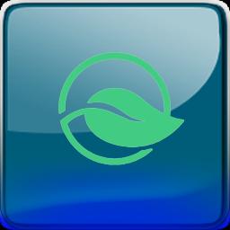 eco, friendly icon