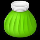 Bag, Ice icon