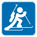 Biathlon, icon