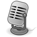 input, microphone, audio icon