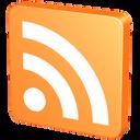 tangerine, blog, mandarine, orange, mandarin, rss, feed icon