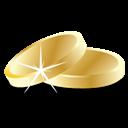 Coin, icon