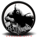 Arkham, Batman, City, Game icon