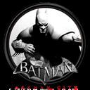 Arkham, Batman, City, Game icon