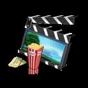 Clapper, Movie icon