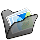 mypictures, folder icon