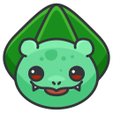 pokemon, game, play, go, bulbasaur icon