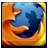 Firefox, Square icon