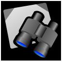 remote, desktop, apple icon
