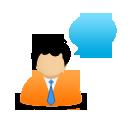 buddy,chat,talk icon