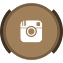 social, crisp, creative, share, images, internet, instagram, media icon