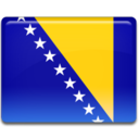 bosnian,flag icon