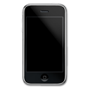 smartphone, iphone, mobile phone, cell phone, front icon