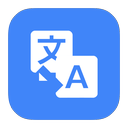 translate, flurry, google icon