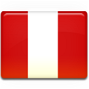 peru, country, flag icon