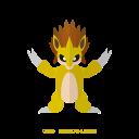 sandslash, kanto, ground, pokemon icon