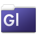 gl, workfolders icon