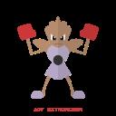 fight, kanto, pokemon, hitmonchan icon