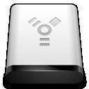 firewire, drive icon
