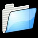 folder, drag, accept icon