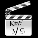movie, film, multimedia, video, pack, package icon