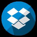 dropbox, storage, seo, cloud, internet, communication, database icon