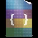 Mimetypes text css icon